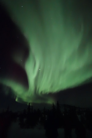Fairbanks Aurora Tour - AIE Tours, Alaska